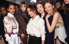 Неделя моды в Лондоне: показ Victoria Beckham