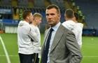 Шевченко с трибуны будет наблюдать за матчем Шахтера с Бенфикой