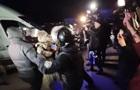Протести в Нових Санжарах: затриманим загрожує до восьми років ув язнення