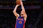 НБА: Михайлюк продолжает  бить в молоко , Лень все еще в лазарете