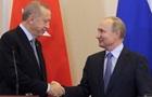 Эрдоган и Путин обсудили ситуацию в Идлибе