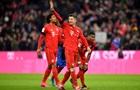 Бавария одолела Падерборн в матче Бундеслиги