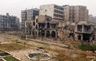 У Сирії почали відновлювати елітний район Алеппо