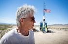 Прихильник ідеї плоскої Землі загинув у саморобній ракеті