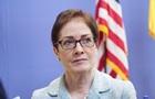 Екс-посол США Йованович напише мемуари про Україну