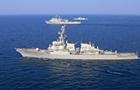 Підводний човен Туреччини зайшов у Чорне море разом з есмінцем США