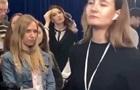 Сеть обсуждает поведение журналистки с Евровидения