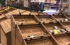 Коронавірус в Італії: в магазинах спорожніли полиці