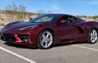 Новый Chevrolet Corvette имеет  летающий  режим