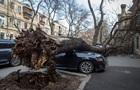 Украину накрыл разрушительный циклон: фото, видео