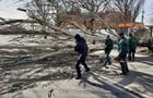 Рятувальники показали наслідки урагану в Україні