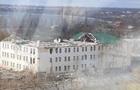 В Николаеве отремонтированные казармы не выдержали сильного ветра