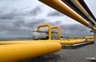 Запасы газа Украины сократились на четверть