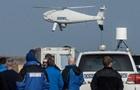 ОБСЕ зафиксировала сотни взрывов возле участка разведения сил в Золотом