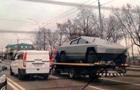 У Києві з явився електропікап Tesla Cybertruck