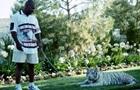 Домашній тигр Майка Тайсона відкусив жінці руку