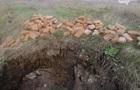 Под Запорожьем ради кирпичей разрушили исторический склеп