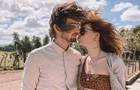 Надя Дорофеева показала интимные фото с мужем