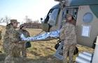 На Донбасі боєць ЗСУ підірвався на міні