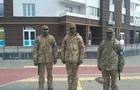На Черниговщине улицы патрулирует полиция и военные