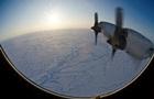 Над Арктикой образовалась огромная озоновая дыра