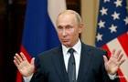 Путін перестав вітатися за руку - Пєсков