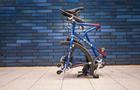 Винайдено велосипед зі складеними колесами