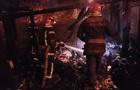 В Киеве при пожаре на мусорной свалке погибли двое мужчин