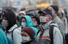 Очередь из 150 человек в Киеве попала на видео