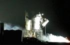 У компанії SpaceX вибухнув третій прототип корабля Starship
