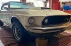 Рідкісний Ford Mustang простояв у гаражі 39 років