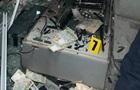 У Луганській області підірвали банкомат Ощадбанку