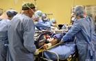 Українські медики-добровольці прибули в Італію