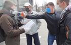 Нападение на популярного блогера попало на видео