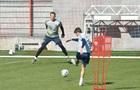 Игроки Баварии провели тренировку на клубной базе, несмотря на пандемию