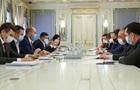 В ОПУ обговорили допомогу бізнесу під час пандемії