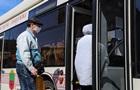 У Запоріжжі обмежили рух громадського транспорту