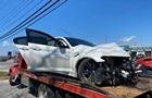 Американец разбил новую BMW M5 сразу после покупки