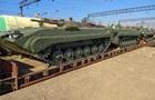 Украина получила партию бронетехники из-за границы