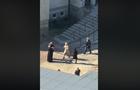 Во Львове за церковью исподтишка причащают прихожан
