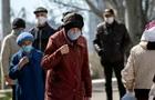 В Киеве уже почти 300 случаев коронавируса