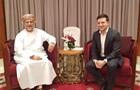 ОПУ: Поїздку Зеленського в Оман оплатила дружина