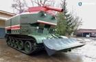 ЗСУ отримали партію пожежних танків