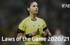 IFAB вніс великі зміни у футбольні правила