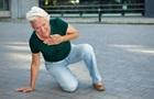 Сів слон : названі головні симптоми серцевого нападу