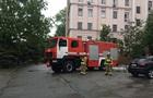 У Києві сталася пожежа в Олександрівській лікарні