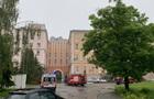 В Александровской больнице заявили о поджоге