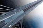В Киеве произошла авария с конструкцией Южного моста