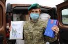 ЄС відправив українським прикордонникам засоби захисту від COVID