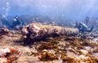 Рыбак случайно нашел древний затонувший корабль